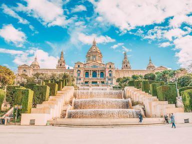 Барселона отготики дофешенебельных площадей