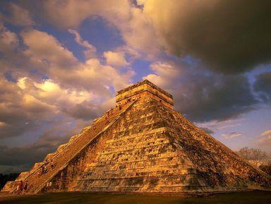 Три истории майя за один день