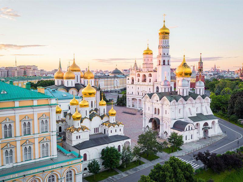 Экскурсия Экскурсия по Московскому Кремлю