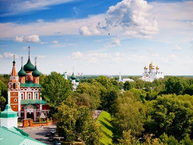 Чем славен Ярославль: авто-пешеходное путешествие