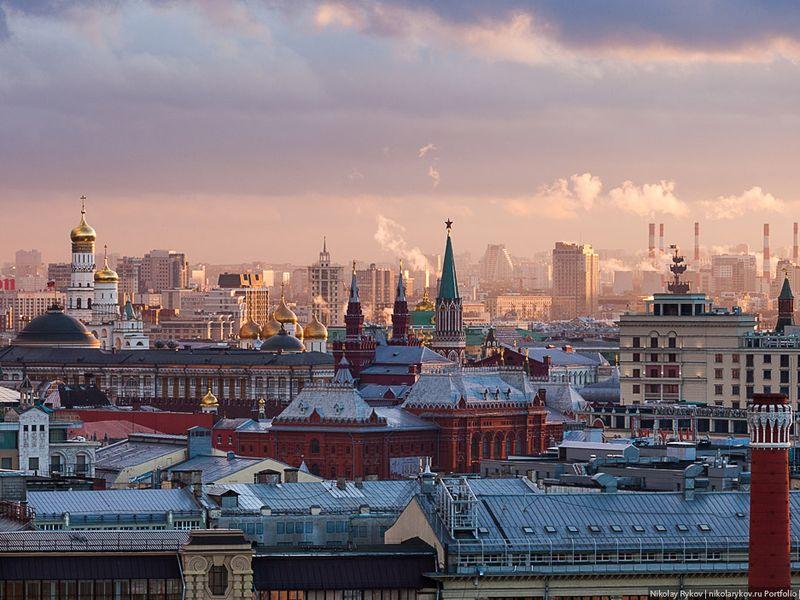 Экскурсия Москва: инструкция по применению