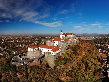 Путешествие по замкам Закарпатья