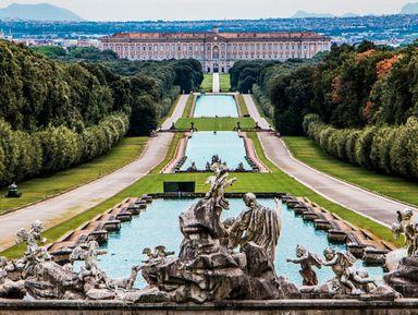 Королевский Дворец в Казерте — масштабный аналог Версаля
