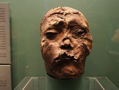 "Экскурсия ""Охота на мумий в Эрмитаже"": фото"