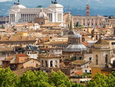 Образы Рима. От Собора Святого Петра до Колизея