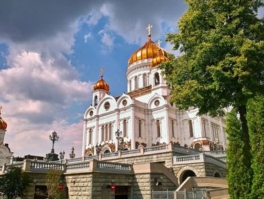 Центр Москвы: площади, храмы, театры