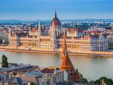 Будапешт как на ладони