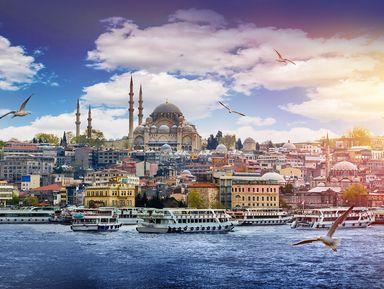 От Константинополя до Стамбула