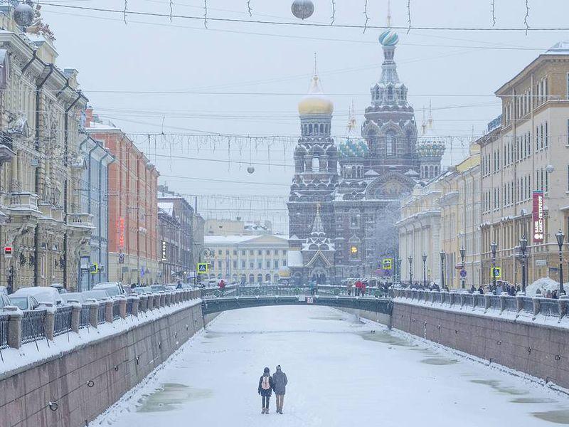 Экскурсия Большая обзорная экскурсия с посещением Петропавловской крепости