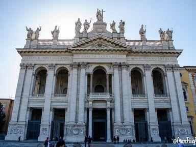 Латеранский холм. История и реликвии христианского Рима