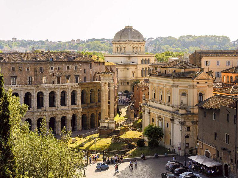 Экскурсия Рим — обзорная прогулка по главным местам и неизведанному гетто