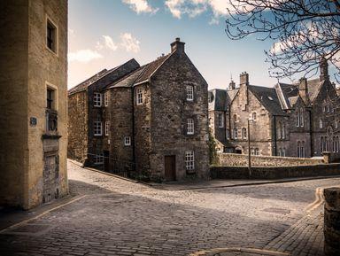 Экскурсия в Эдинбурге: Эдинбург илюди: ожившая история влицах