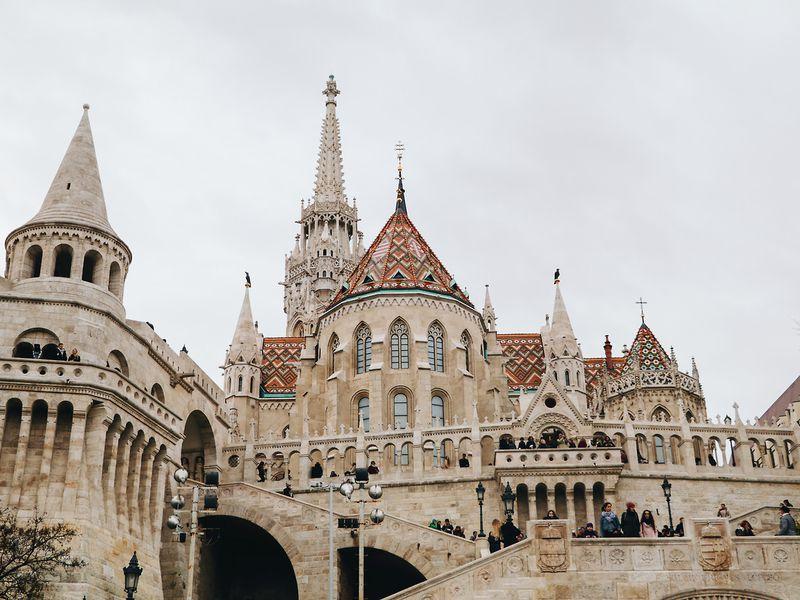 Экскурсия Будапешт для тех, кто спешит