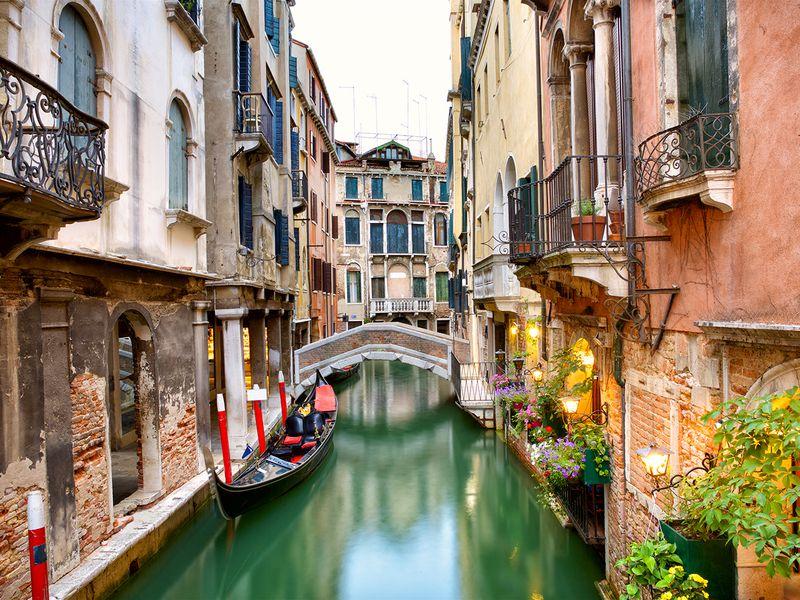 Экскурсия Исчезающая Венеция