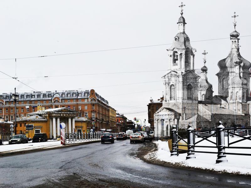 Экскурсия Утраченные достопримечательности Петербурга