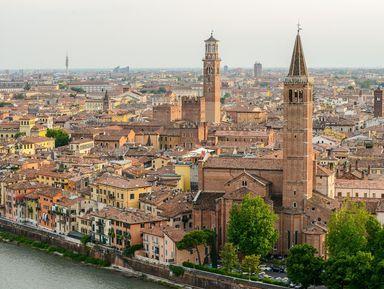 Экскурсия в Вероне: Ежедневная прогулка по Вероне