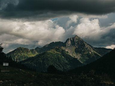 Горная Абхазия, фото и пикник на альпийских лугах!