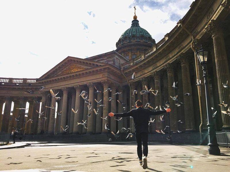 Экскурсия Автомобильное путешествие по Санкт-Петербургу