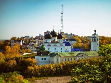 Обзорные и тематические экскурсии в городе Киров