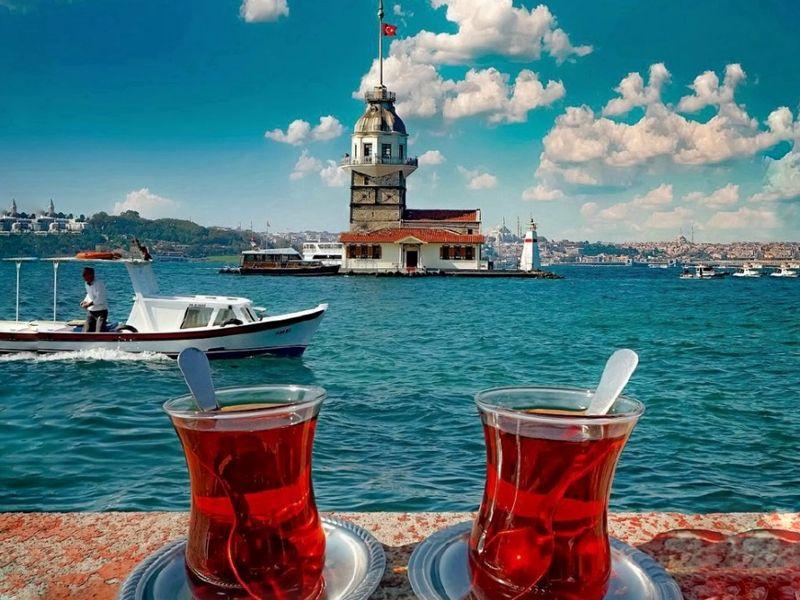 Экскурсия Его Величество Стамбул!