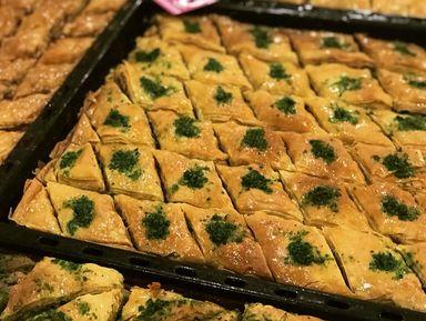 Мастер-класс по десертам армянской кухни