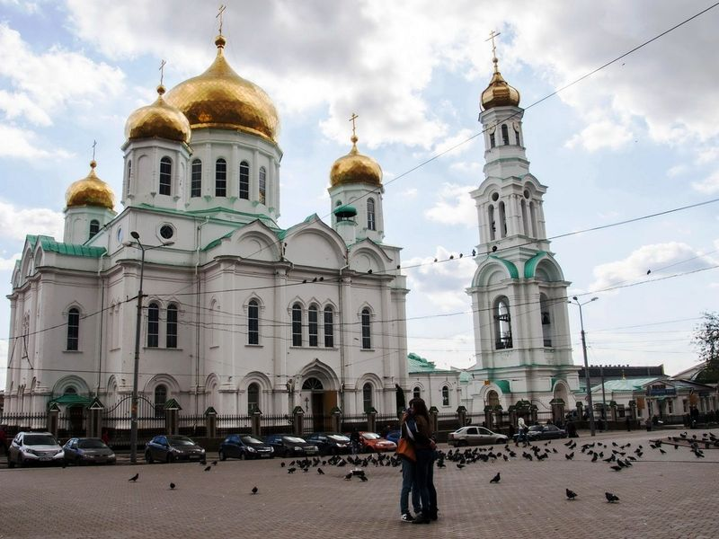 Купеческий город и казачий колорит