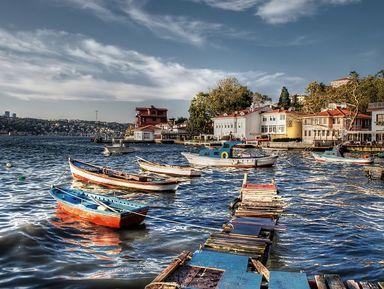 Аутентичный Стамбул