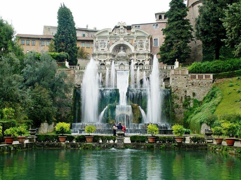 Рим, экскурсия