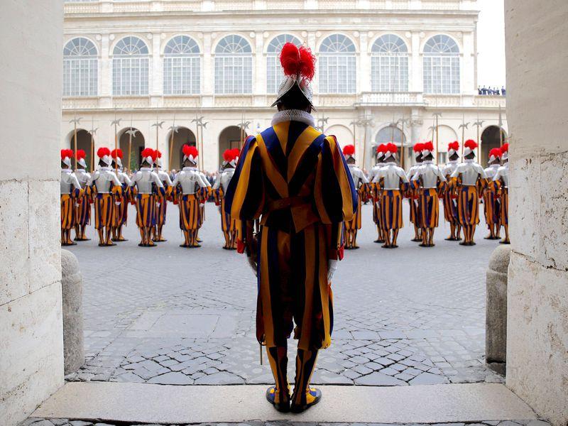 Экскурсия Онлайн-экскурсия «Ватикан— самая загадочная страна вмире»