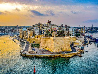 Добро пожаловать наМальту!