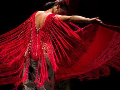 Мадрид в ритме фламенко
