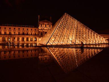Ночной Париж. Романтическое путешествие