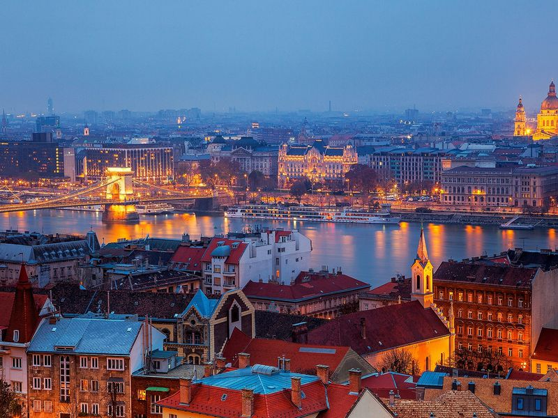 Экскурсия Будапешт — по следам империи