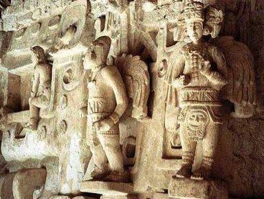Майянский город «черный ягуар» и Рио Лагартос