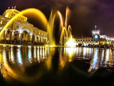 Вечер в Ереване: свидание с городом