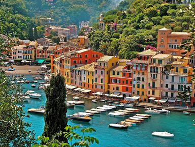 Открыть красоту иобаяние Итальянской Ривьеры