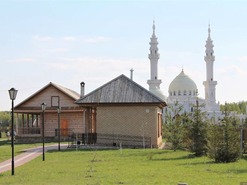 Болгар. Путешествие в Северную Мекку