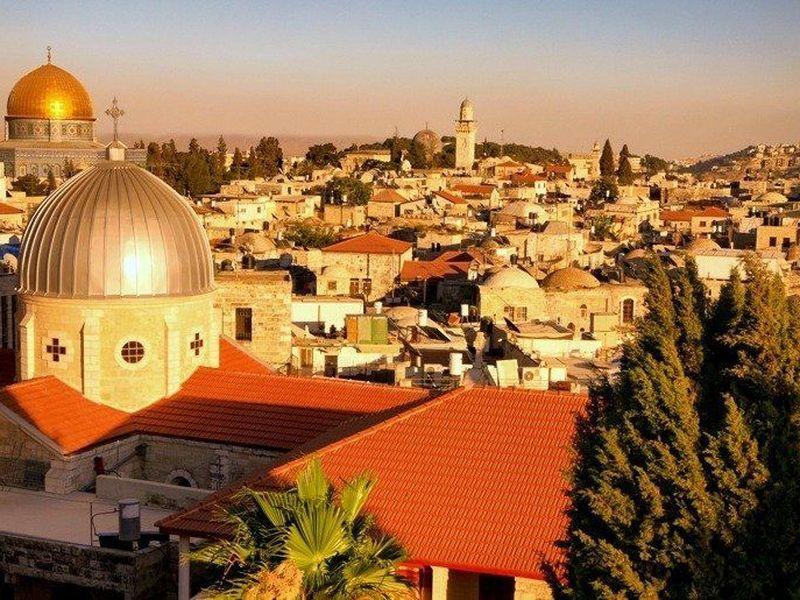 Экскурсия Вифлеем иИерусалим: прикосновение кистокам