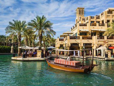 Экскурсии и гиды - Дубай