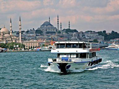 Панорамный Стамбул