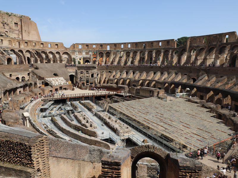 Экскурсия Колизей и Древний Рим