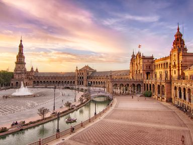 Влюбиться в Севилью за 2 часа!