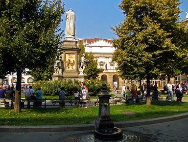 Милан— город музыки