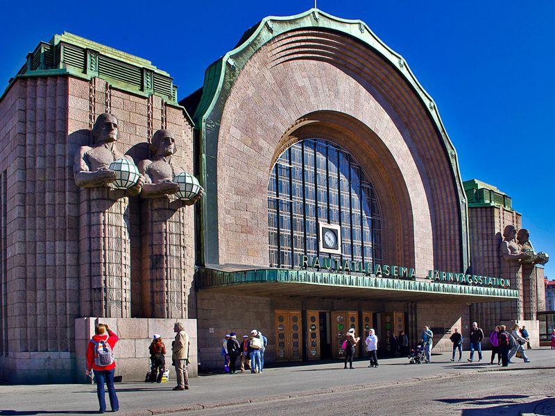 Хельсинки— самое главное инетолько