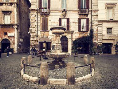 Интриги итайны Рима отВозрождения донаших дней