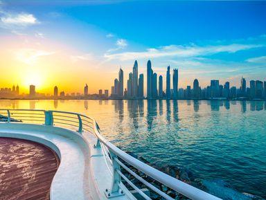 Все краски Дубая