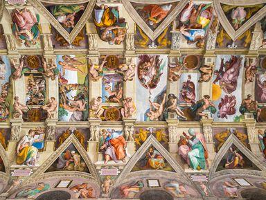 Работы Рафаэля в Риме