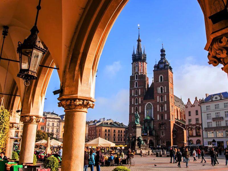 Экскурсия Краков по максимуму: Старый город и Казимеж