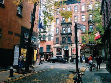 Экскурсии и гиды - Нью-Йорк