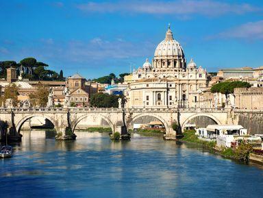 Сквозь эпохи Вечного города